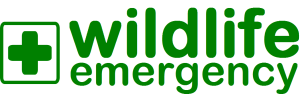 wildlife emergency basic logo - large
